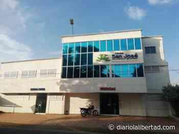 Clínica San José de Luruaco presenta colapso en su unidad hospitalaria - Diario La Libertad