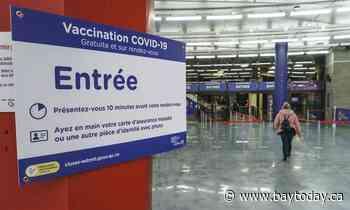 Authorities in Ontario, Quebec scramble to contain rapid COVID-19 spread