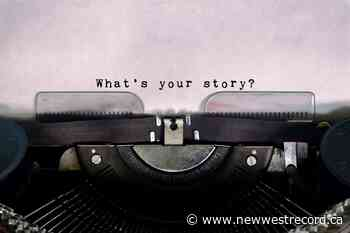 Write On! contest deadline extended for New Westminster writers - The Record (New Westminster)