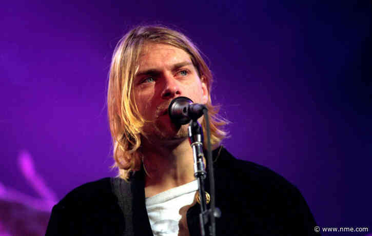 Fans pay tribute to Kurt Cobain on 27th anniversary of his death