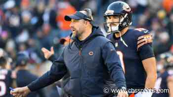 Bears' Matt Nagy bemoans lack of combine but says: 'There are a lot of good quarterbacks in this draft class'