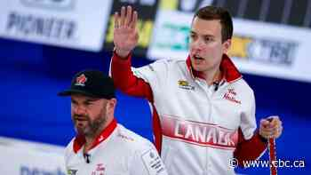 Bottcher dominates reigning Olympic champ Schuster to improve to 5-1 at curling worlds
