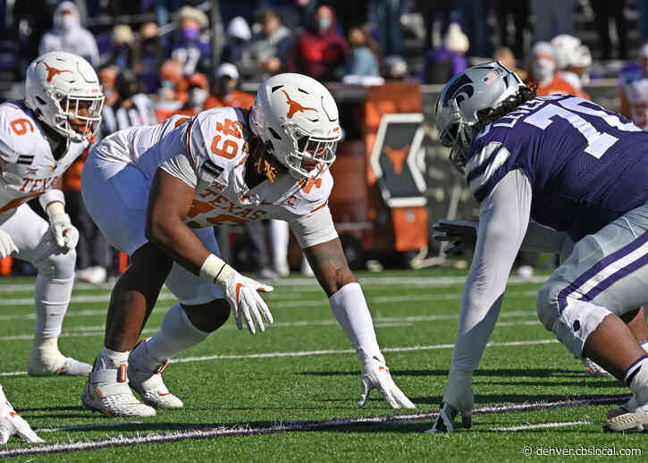 NFL Draft 2021: Texas' Ta'Quon Graham Looks To Show His Versatility, Ability To Play Multiple Positions At Next Level