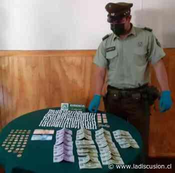 Detienen en Yungay a tres mujeres que circulaban con 300 dosis de pasta base - La Discusión