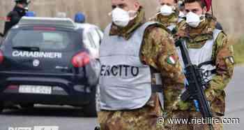 Ufficiale: Fara Sabina in zona rossa per covid, il governatore Zingaretti ha firmato l'ordinanza | TUTTE LE REGOLE - Rieti Life