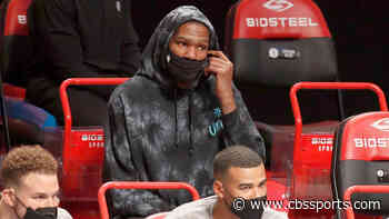 Kevin Durant injury update: Nets star ruled out Monday vs. Knicks; 'high probability' he returns this week