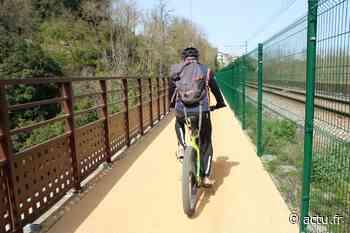 """Ariège. La voie verte entre Foix et Vernajoul est ouverte : 42 kilomètres en mode """"mobilités douces"""" - actu.fr"""