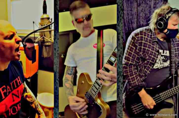 Members of 311, Beastie Boys & More Rock Public Enemy's 'She Watch Channel Zero'