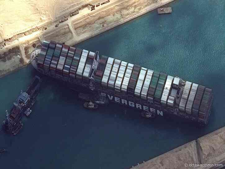 Pellerin: Lessons for our transit thinking from the Suez Canal