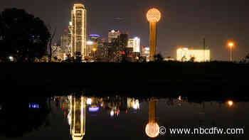Downtown Dallas Skyline Will 'Be Golden' for International Golden Rule Day Monday