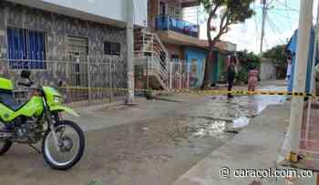 Un joven fue asesinado en Sabanalarga al ser atacado por sicarios en moto - Caracol Radio