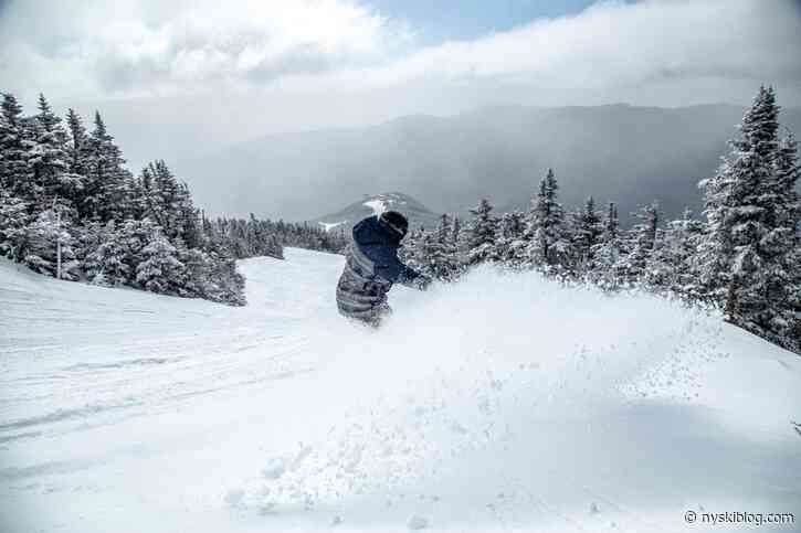Whiteface: Time to Rip