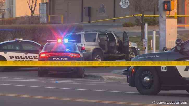 4 Arrested After Chase, Gunfire Exchange With Colorado Springs Police Officers