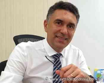 Prefeito de Pimenta Bueno participa de frente política e pode disputar a Câmara Federal   Extraderondonia.com.br - Extra de Rondônia