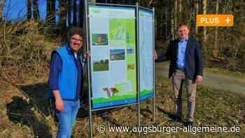 Infostationen im Günztal klären über Naturschutz auf - Augsburger Allgemeine