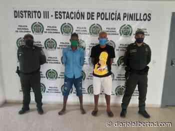 Capturados presuntos responsables de homicidio en Pinillos - Diario La Libertad