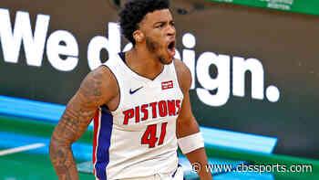 Pistons vs. Thunder odds, line, spread: 2021 NBA picks, April 5 predictions from proven computer model