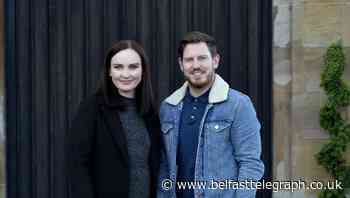 Baby joy for NI comedians Diona Doherty and Sean Hegarty