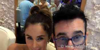 Catherine Siachoque y Miguel Varoni descrestaron con sensual foto - Publimetro Colombia