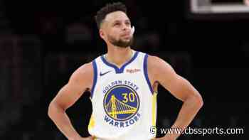 Stephen Curry isn't happy, and the Warriors are spinning their wheels trying to nail down a direction
