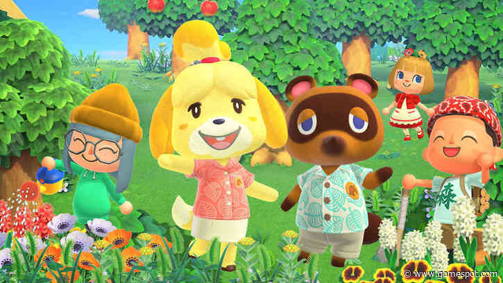 Animal Crossing Build-A-Bear Collection Launches Tomorrow