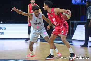 Basketbal  EuroMillions League Limburg - Phoenix Brussels
