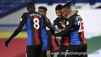 Michy Batshuayi equaliser dents Everton's European hopes in Crystal Palace draw