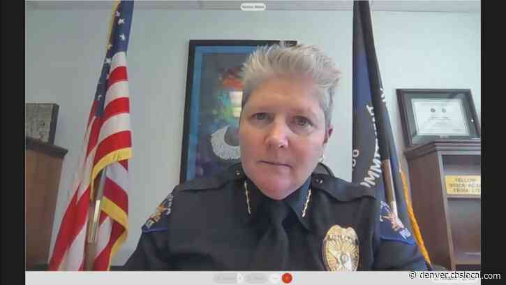 Aurora Police Chief Vanessa Wilson Rips Judge's Ruling: 'This Ruling May Embolden Those Who Want To Harm Us'
