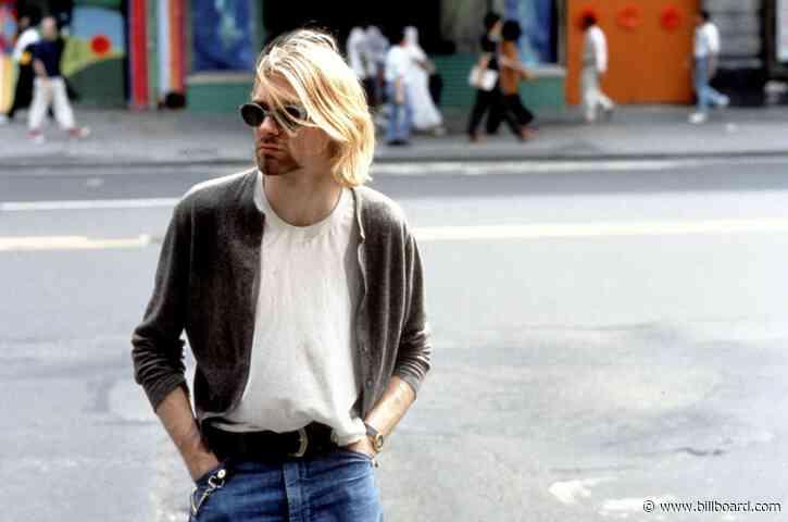 'New' Nirvana Song Created 27 Years After Kurt Cobain's Death Via AI Software