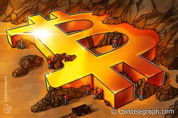 Marathon Digital stock soars after company ramps up BTC mining in Q1