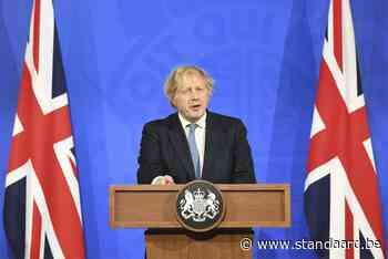Johnson kondigt verwachte versoepelingen aan voor Britten (Brussel) - De Standaard