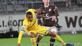 Eintracht Braunschweig verliert gegen St. Pauli
