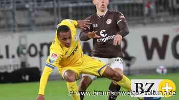 0:2 – Eintracht Braunschweigs Serie reißt beim FC St. Pauli