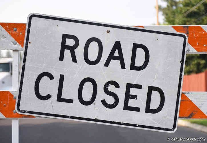 US 6 Through Clear Creek Canyon Will Be Closed Weeknights And Sunday Nights Through June