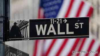 Gute Daten treiben US-Indizes: Dow Jones erreicht neuen Höchststand