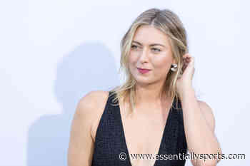 WATCH: Maria Sharapova Offers Fans a 'Glimpse' Into Her Fitness Routine - EssentiallySports