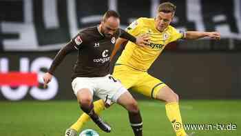 Kiezkicker siegen im Nordderby: Pauli vergrößert Braunschweigs Abstiegssorgen