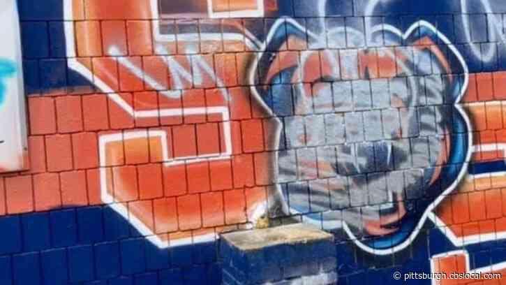 'Abhorrent Racist Graffiti' Spray Painted Onto Youth Organization's Football Field House