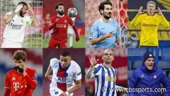 UEFA Champions League predictions, picks: Real Madrid-Liverpool, Man City-Dortmund, Bayern-PSG, Chelsea-Porto