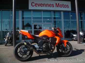 Kawasaki Z 750 2008 à 3490€ sur ALES - Occasion - Motoplanete