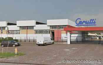 Crisi Cerutti, la cassa Covid è stata prorogata di un mese - La Provincia di Biella