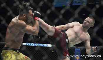 Canadian featherweight Tristan (Boondock) Connelly to fight in UFC 261 card