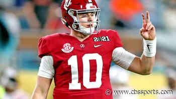Mac Jones 2021 NFL Draft profile: Fantasy football outlook, team fits, scouting report, pro comparison