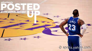 How far will the Lakers fall in the standings, MVP watch, Space Jam 2 trailer & more