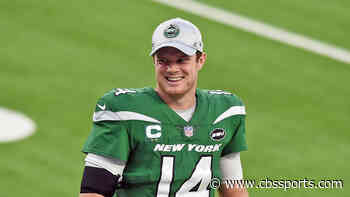 Sam Darnold trade: Twitter reacts as Jets send quarterback to Panthers