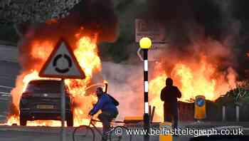 Loyalists told firms to close early or risk being attacked