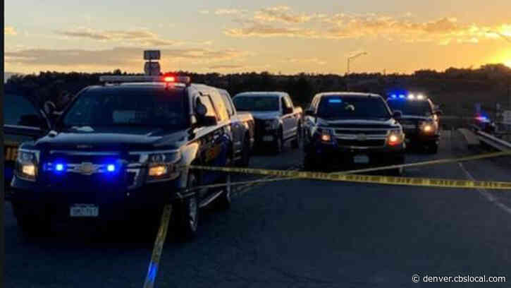 Suspect Killed In Officer-Involved Shooting At I-25 Happy Canyon Road Exit Identified As Samuel Yeager