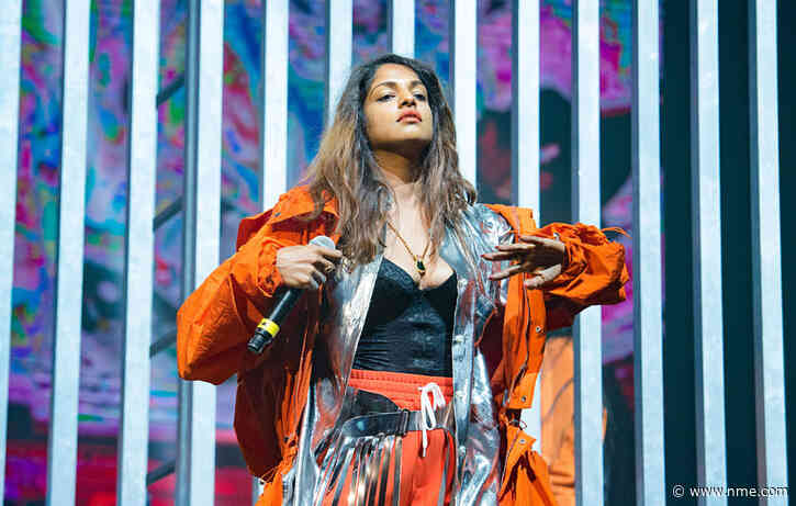 M.I.A. announces she's selling one-of-a-kind digital artwork as NFT