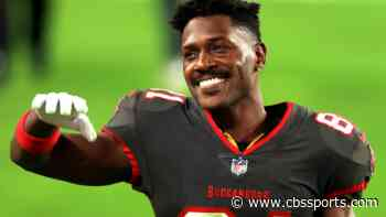 NFL free agency 2021: Antonio Brown implores Buccaneers to re-sign him on social media