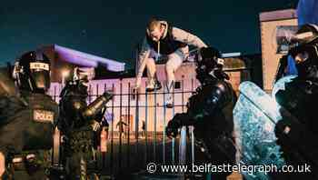 Riot arrest man to make complaint as no charges brought